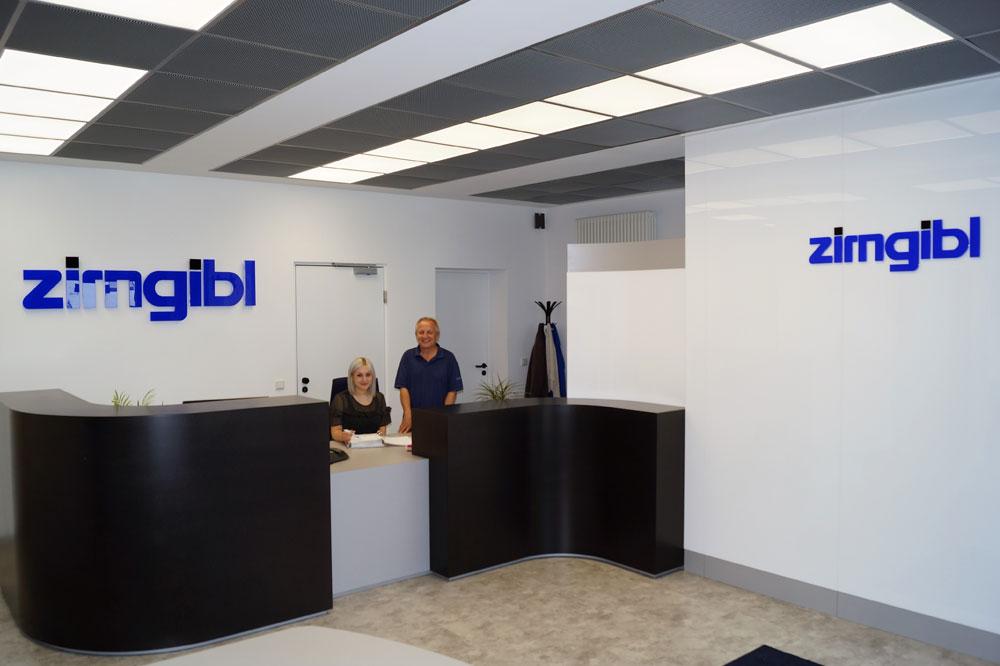 Besuchen Sie uns in unserem neuen Kundendienst