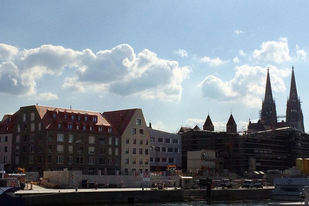 BV Karee am Donaumarkt – im Herzen der Altstadt